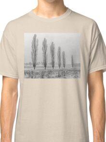 Winter Trees - Uralla NSW Australia Classic T-Shirt