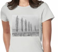 Winter Trees - Uralla NSW Australia Womens Fitted T-Shirt