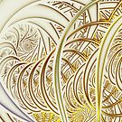 Spiral Maze by Deborah  Benoit