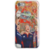 Munster Heiniken Cup Winners 2008 iPhone Case/Skin
