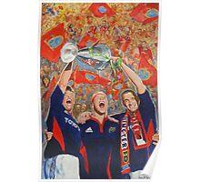 Munster Heiniken Cup Winners 2008 Poster