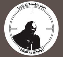 Tactical Zombie Unit by borstal
