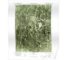 Massachusetts  USGS Historical Topo Map MA Orange 351190 1975 25000 Poster