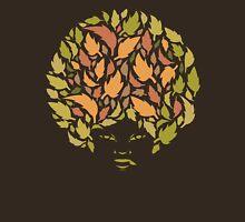 Autumn Hair Womens Fitted T-Shirt