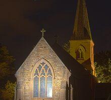 St Johns Church by Jason Scott