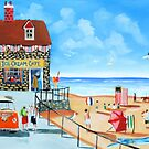 Fun at the seaside by gordonbruce