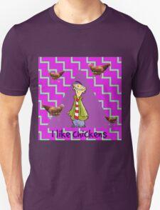 Ed Edd n Eddy chicken T-Shirt