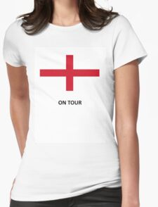 On Tour Womens Fitted T-Shirt