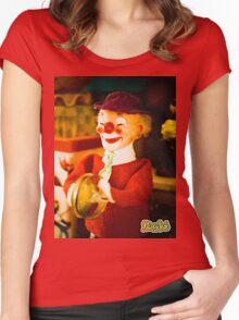 Rubber Krispy Women's Fitted Scoop T-Shirt