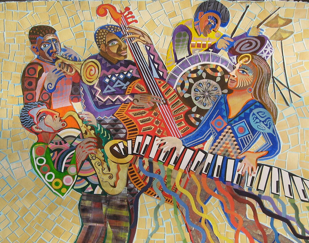 Quintet by Sally Sargent