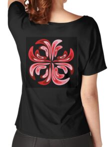 Funky Valentine Women's Relaxed Fit T-Shirt