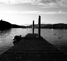 The Jetty by Paul Bettison