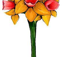 Daffodil by symea