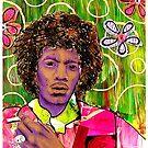 Jimmy Hendrix by symea
