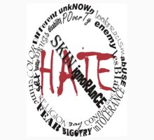 NO MORE HATE by JDahl1982