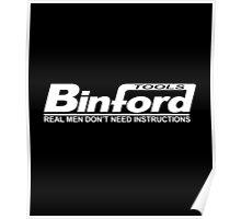 Binford Tools Home Improvement Poster