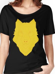 Yellow Wolf Women's Relaxed Fit T-Shirt