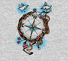 Nature's compass  Mens V-Neck T-Shirt