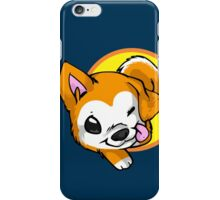 Pazzo out from hole The Castle Crasher Pet iPhone Case/Skin
