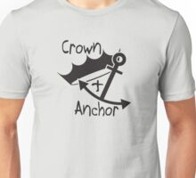 Crown & Anchor Unisex T-Shirt