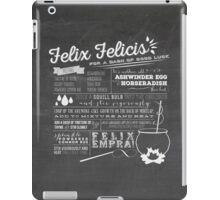 Felix Felicis iPad Case/Skin