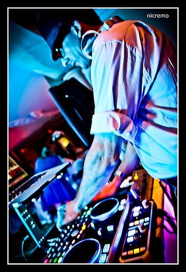 DJ Butch Mayo by Nicole Remolde