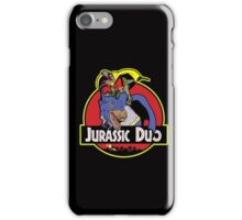 Jurassic Duo iPhone Case/Skin
