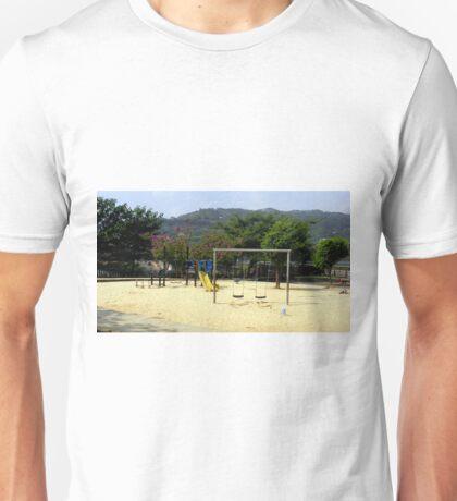 Playground, Lavasa, Pune Unisex T-Shirt