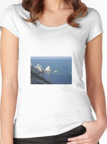 Sea Women's Fitted Scoop T-Shirt