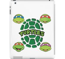 Ninja Turtles iPad Case/Skin