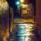 Charleston Alley by Cameron Hampton