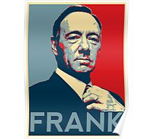Frank Underwood Poster