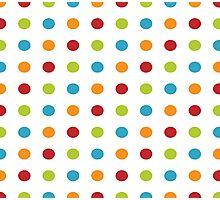 Dots Photographic Print