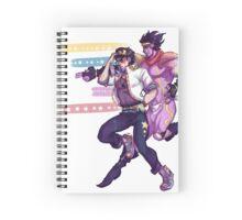 Pastel Crusaders_Jotaro Kujo Spiral Notebook