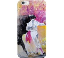 Passing Pink iPhone Case/Skin