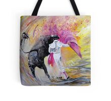 Passing Pink Tote Bag