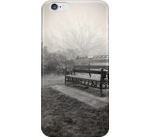 Throne of the Fog Queen iPhone Case/Skin
