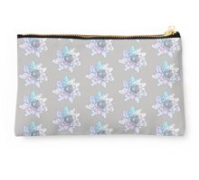 Watercolour Waterlily, Original Graphic Design Studio Pouch
