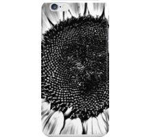 Sun Flower Suit iPhone Case/Skin