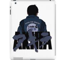 akira x leolio BLUE iPad Case/Skin