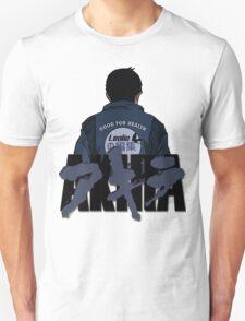 akira x leolio BLUE Unisex T-Shirt