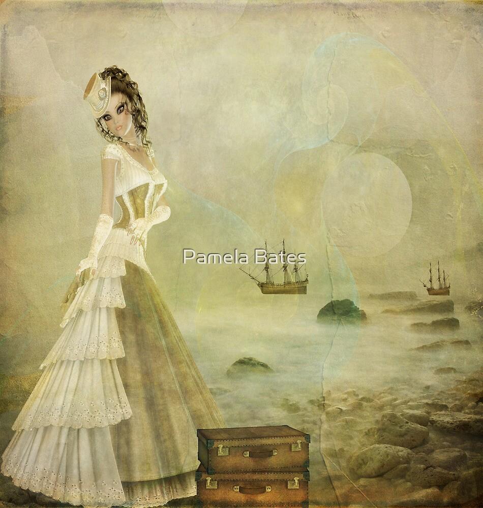 Sailing Away by Pamela Bates
