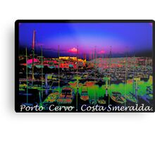 Porto Cervo . Costa Smeralda . by Brown Sugar 2003. Views (667)  thank you ! Metal Print