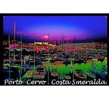 Porto Cervo . Costa Smeralda . by Brown Sugar 2003. Views (667)  thank you ! Photographic Print