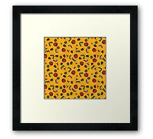 The Spicy Beef! Framed Print