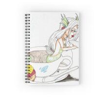 Teacup Mermaid-English Breakfast Spiral Notebook