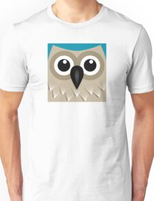 Wise Old Owl Unisex T-Shirt