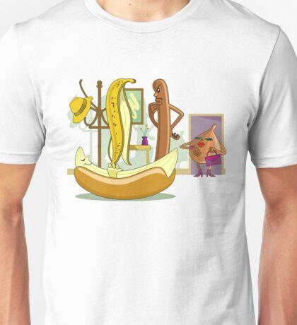 Unwanted Guest Unisex T-Shirt