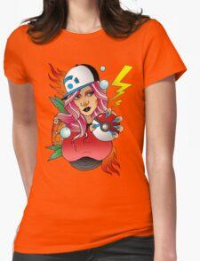 Gotta Catch Em All Womens Fitted T-Shirt
