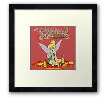 Pickled Tink Framed Print